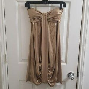 Cache GOLD Dress!